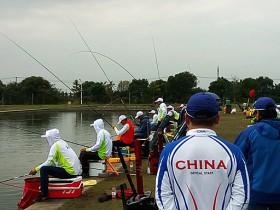 夏季钓鱼比赛