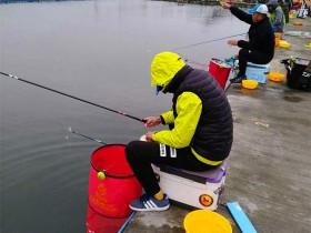 和钓鱼大师一起掐鱼