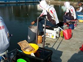 速拔战队准备比赛试钓掐鱼