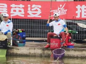 钓鱼比赛心态很重要