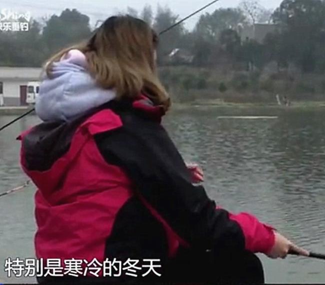 冬季钓轻口鱼的技巧