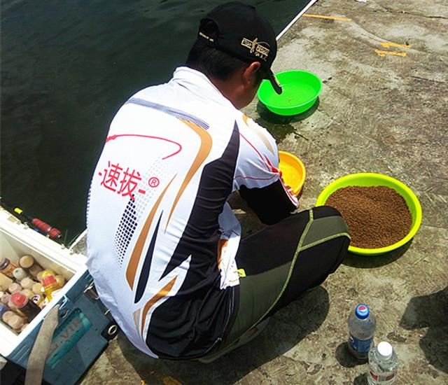 钓鱼装备之开饵盆
