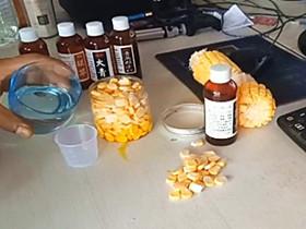 速拔小药泡玉米技巧